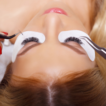 EYELASH EXTENSION TREATMENTS